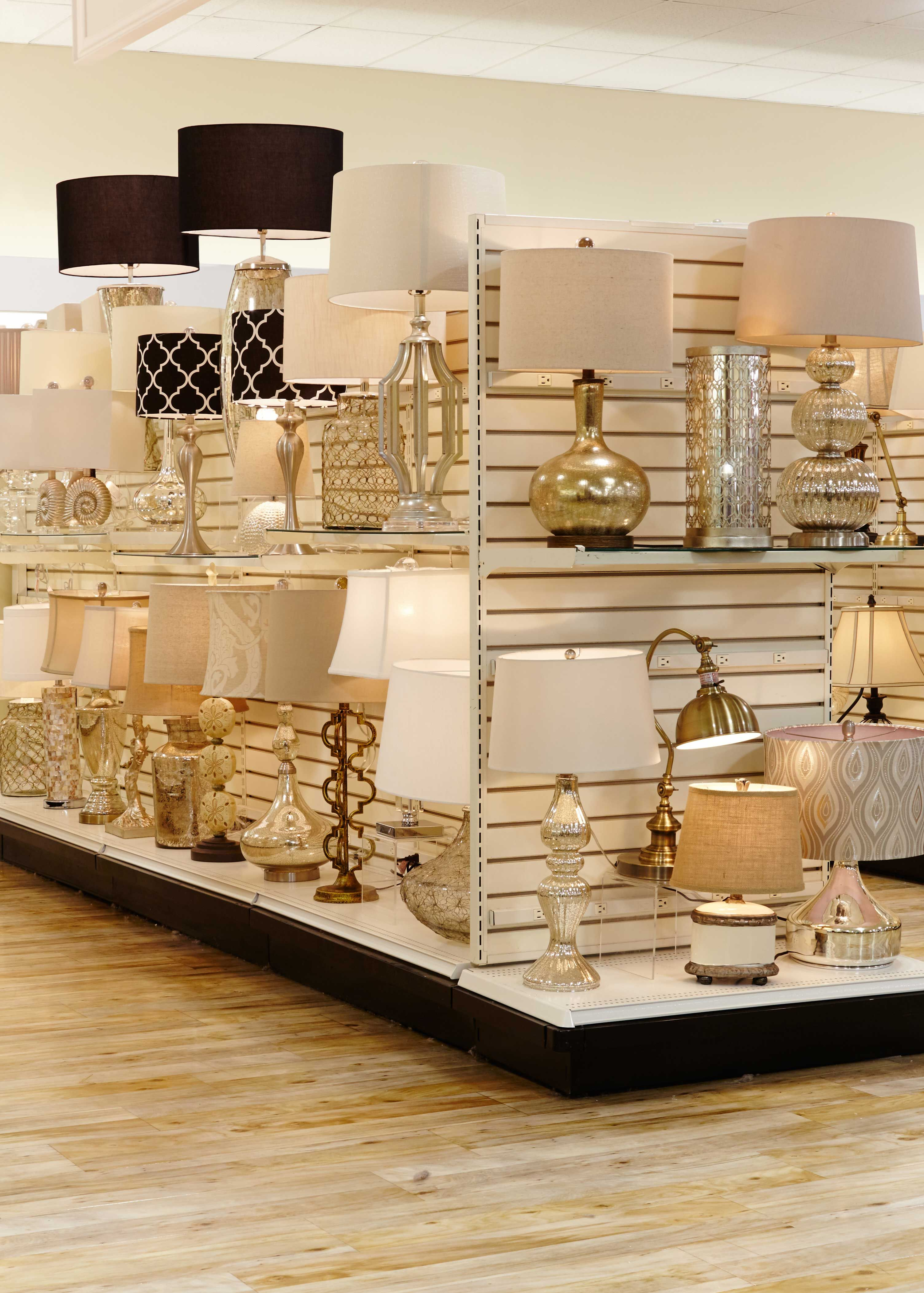 shopping at homegoods