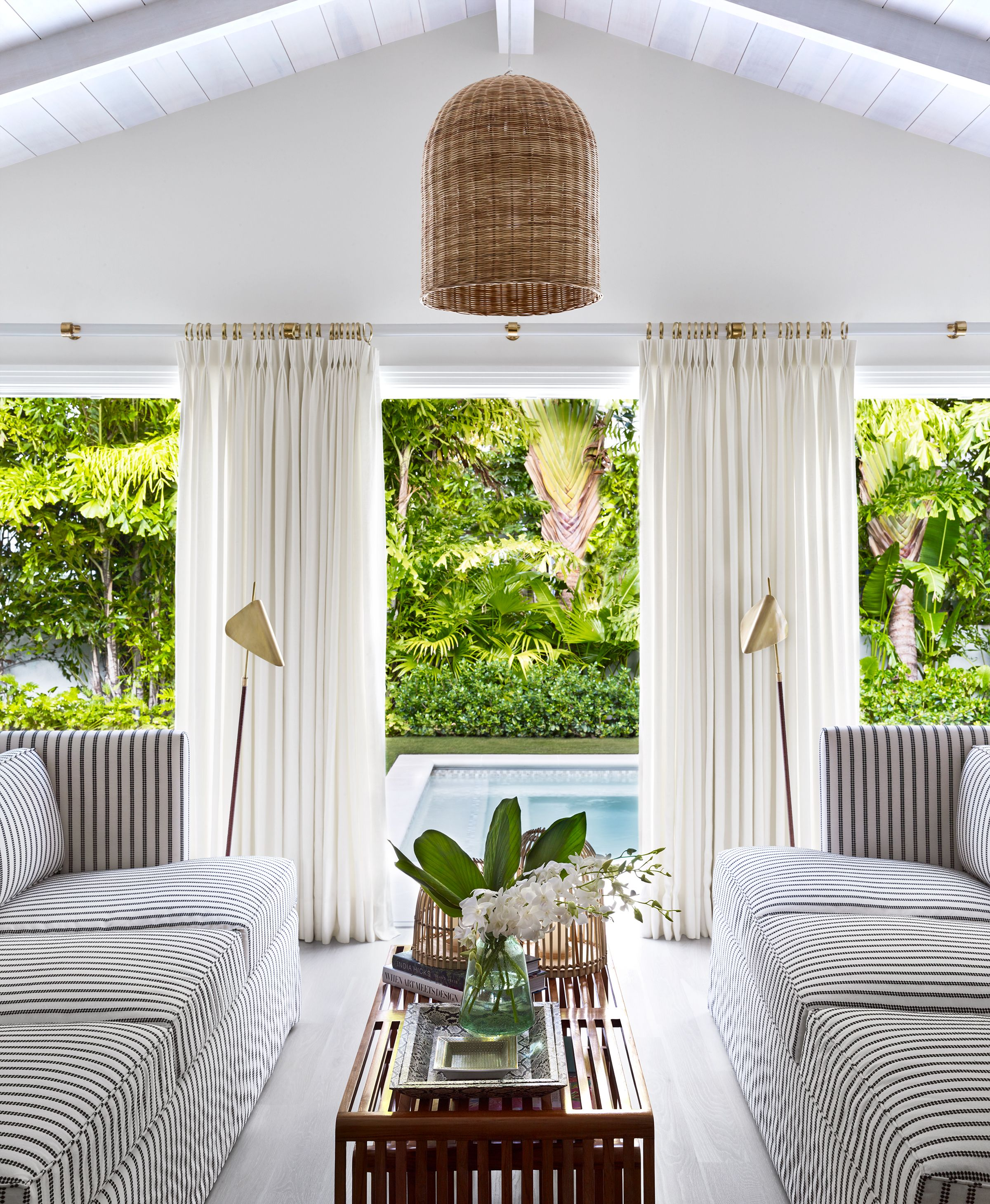 21 Pool House Design Ideas That Feel Like Vacation Pool House Interiors Inspiration