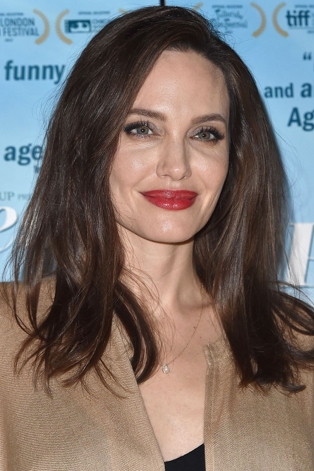 Angelina Jolie Just Cut Her Hair Angelina Jolie Haircut