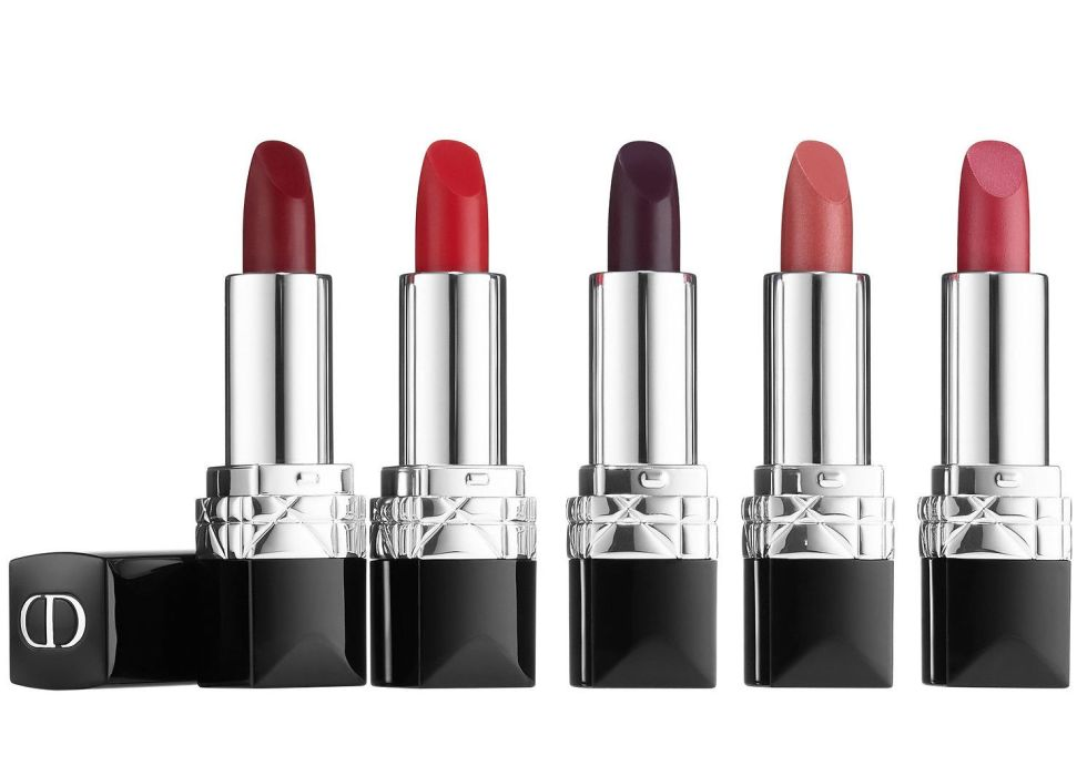 Dior Rouge Dior Mini Lipstick Set