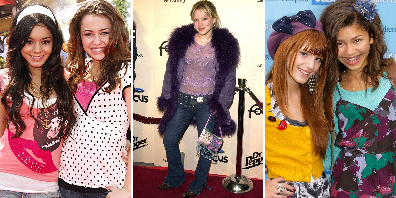 Resultado de imagen para 2000s disney fashion
