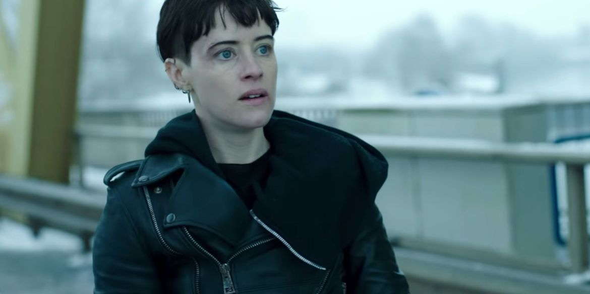 Image result for the girl in the spider's web