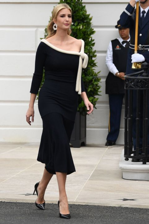 Ivanka Trump's fashion brand