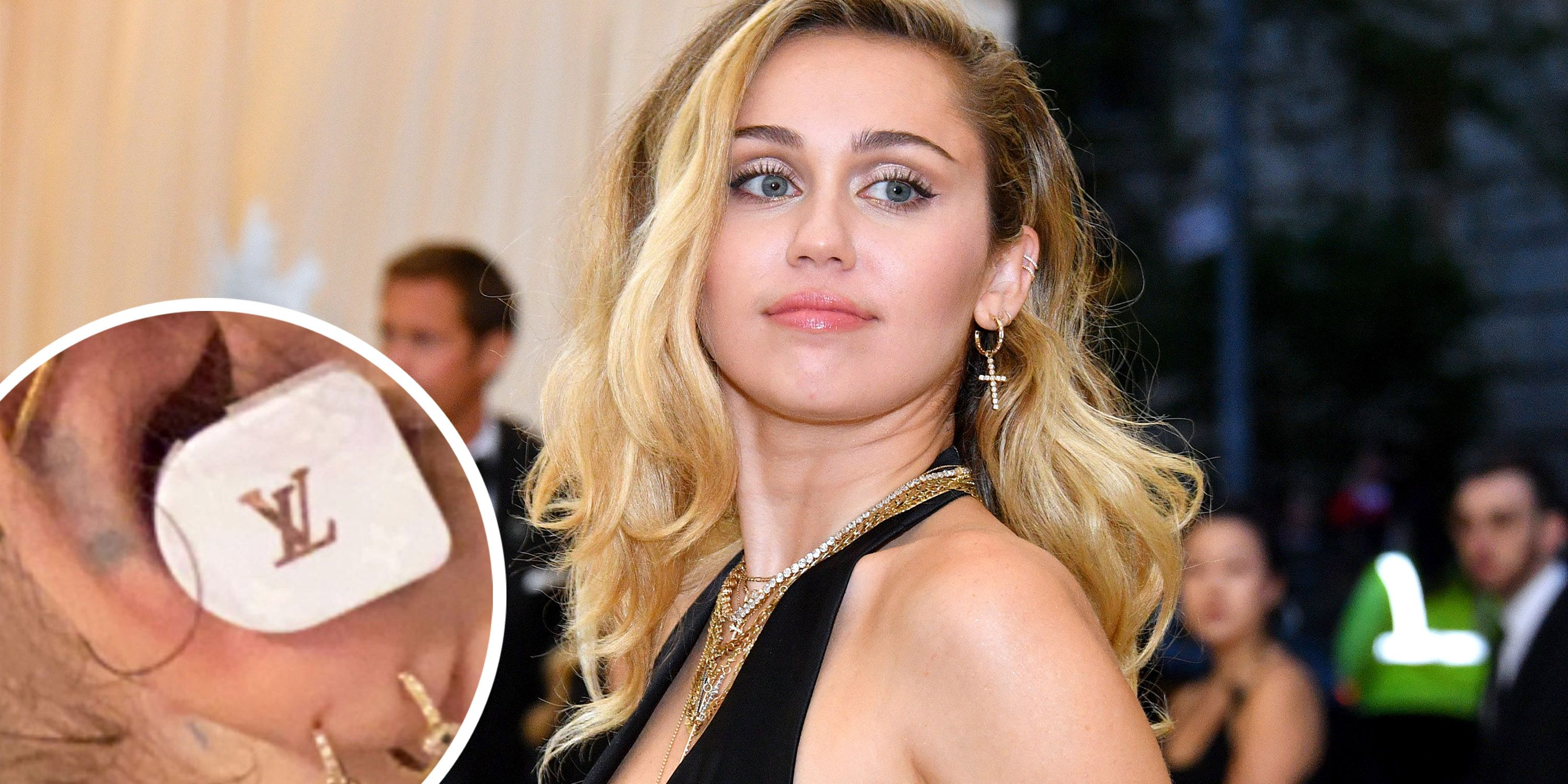 Miley Cyrus Wears The Louis Vuitton Airpods Before Theyre