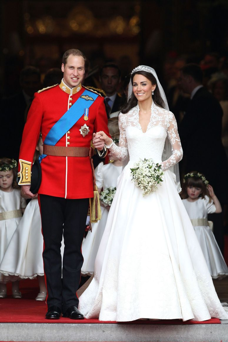 Image result for kate and william wedding