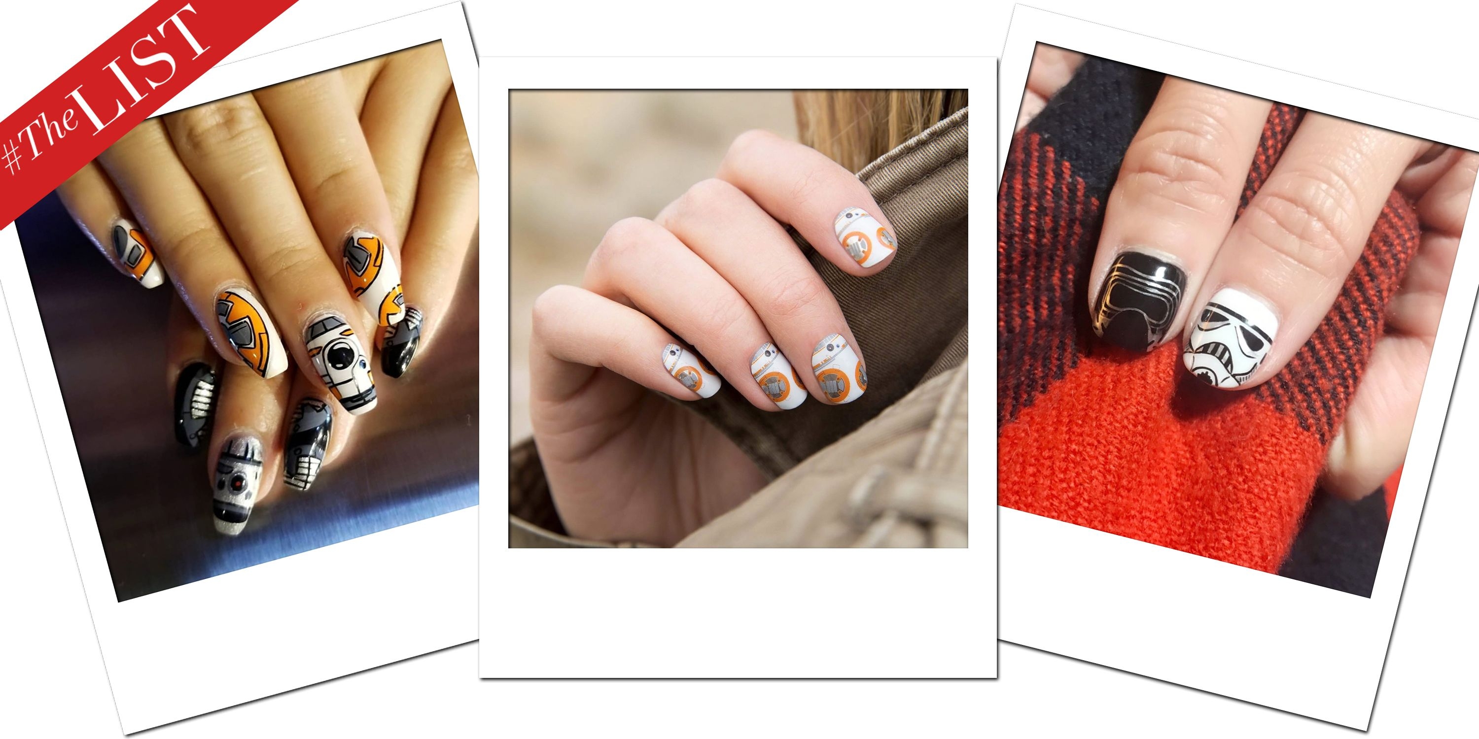 The Force Is Strong With These Crazy Cool Nail Designs