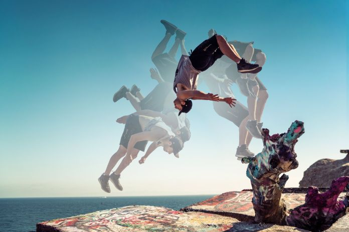 Freerunning Is Not Only For Stunt Performers