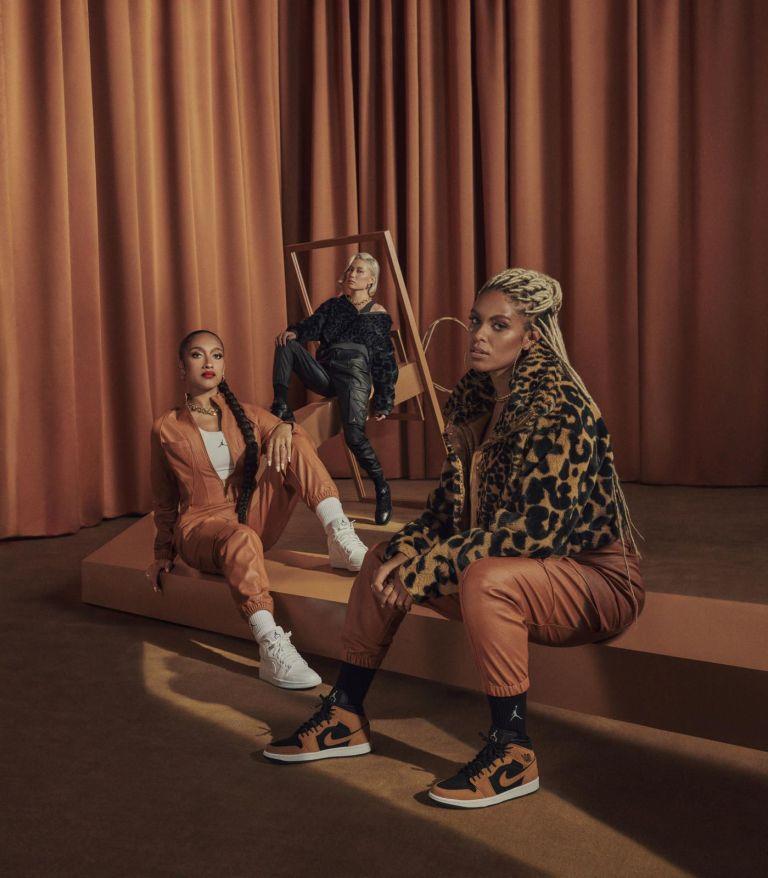 Jordan Brand's Women's Collection 2020