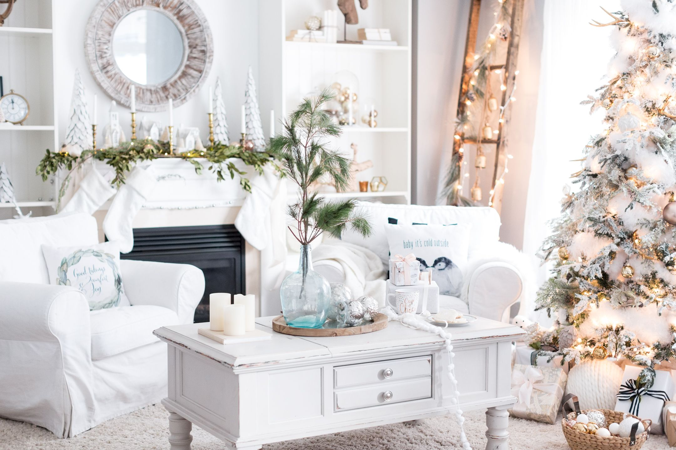 27 Easy Christmas Home Decor Ideas