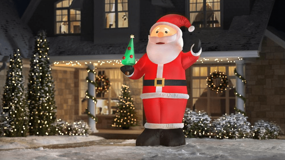 35+ Best Home Depot Christmas Decorations 2018