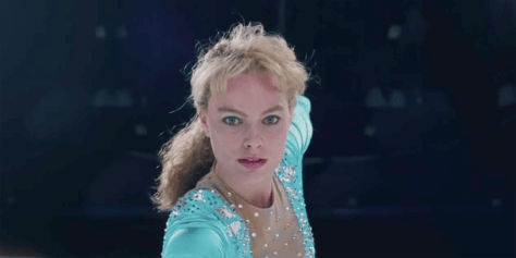 Margot Robbie in I Tonya