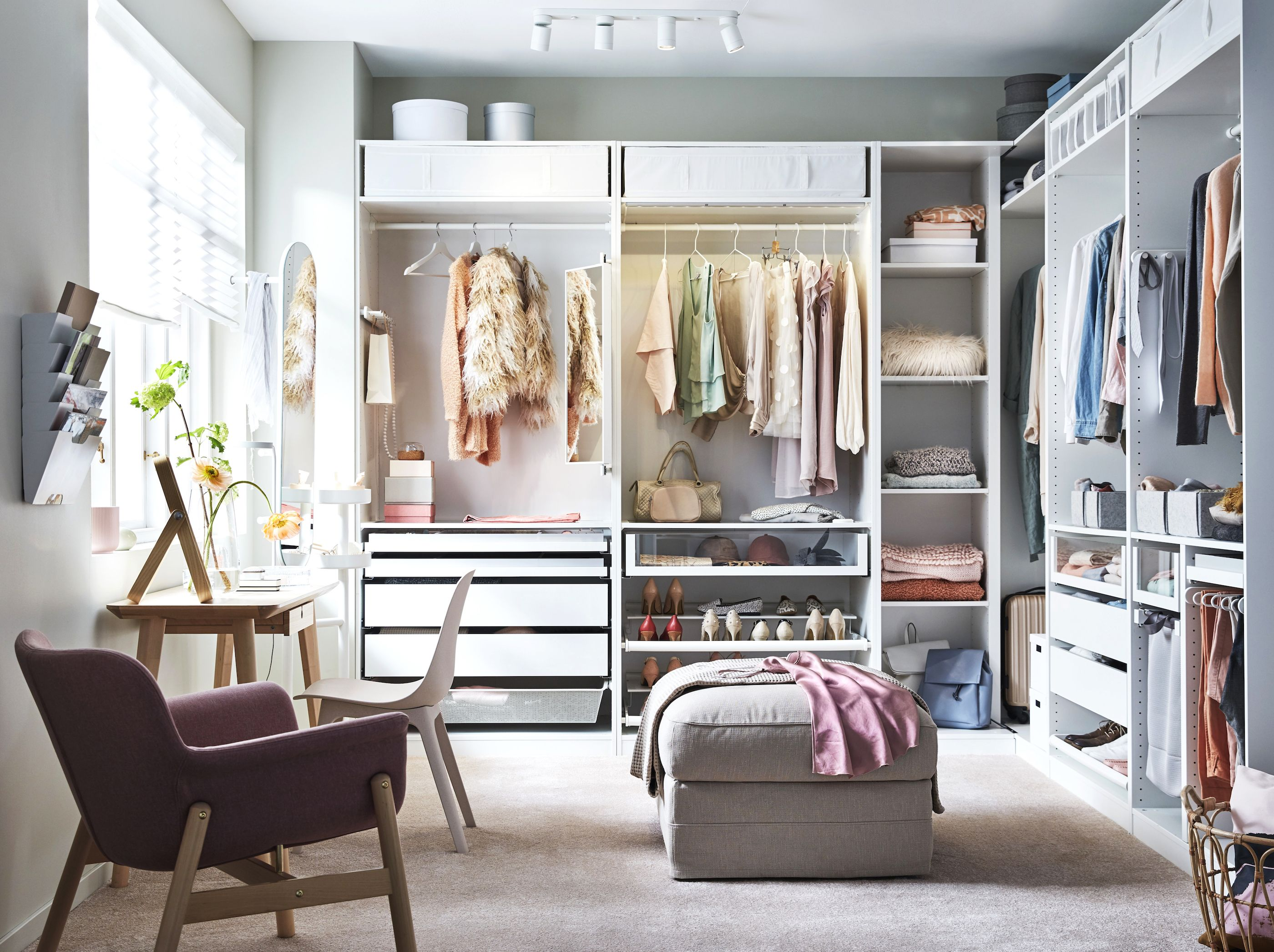 10 Walk In Wardrobe Ideas For Dream Closet Dressing Room Ideas
