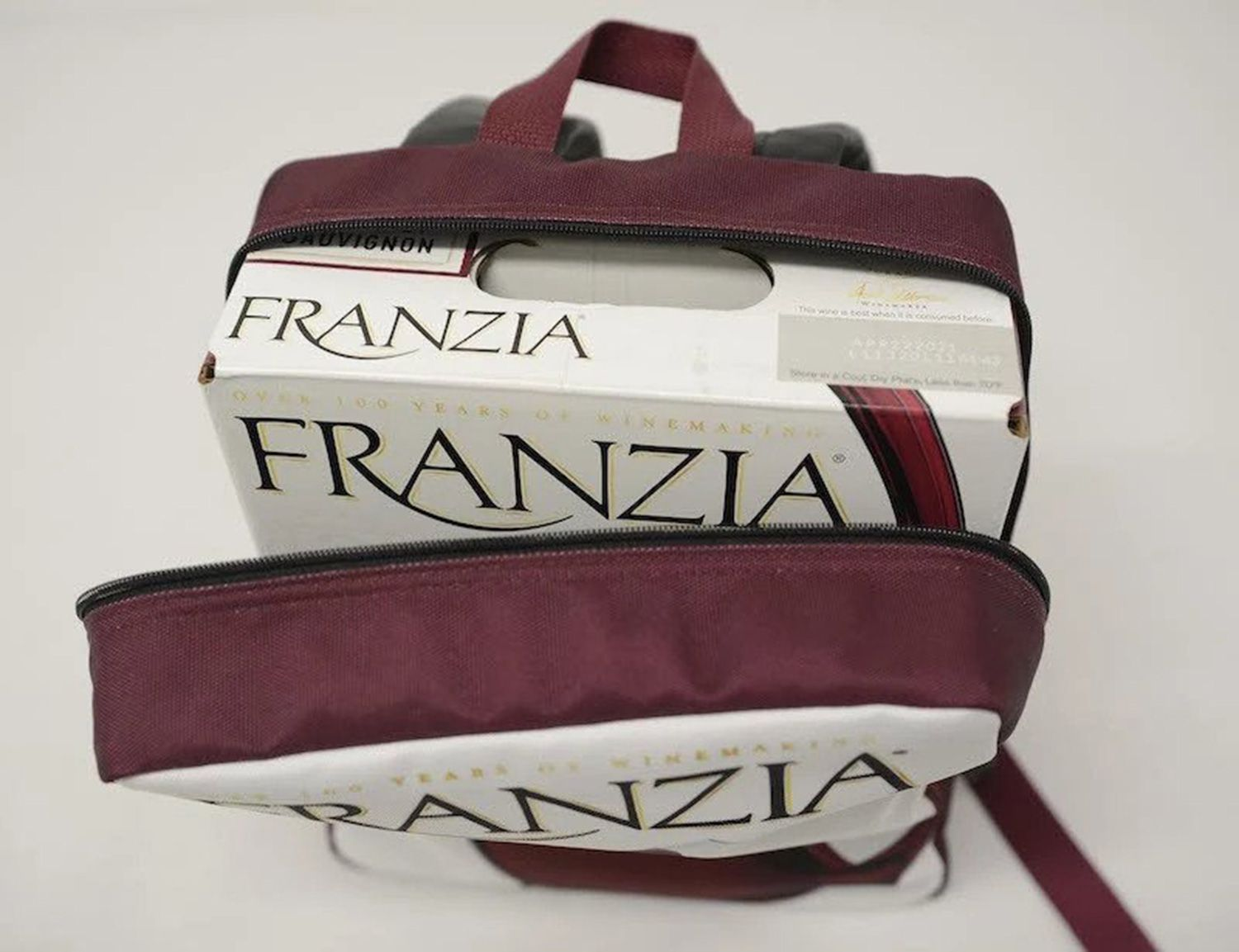 franzia wine box backpackcr franzia
