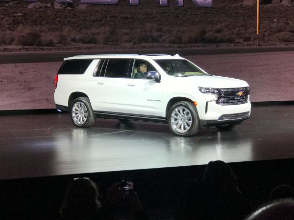 All New Chevy Tahoe 2019