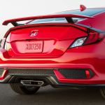 What Makes The 2019 Honda Civic Si So Ex Si Ting