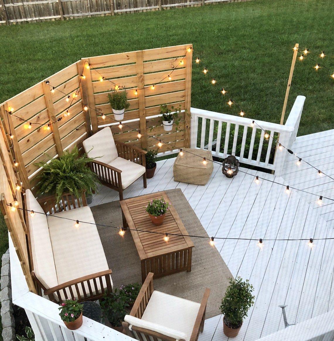15 stylish deck railing ideas pretty