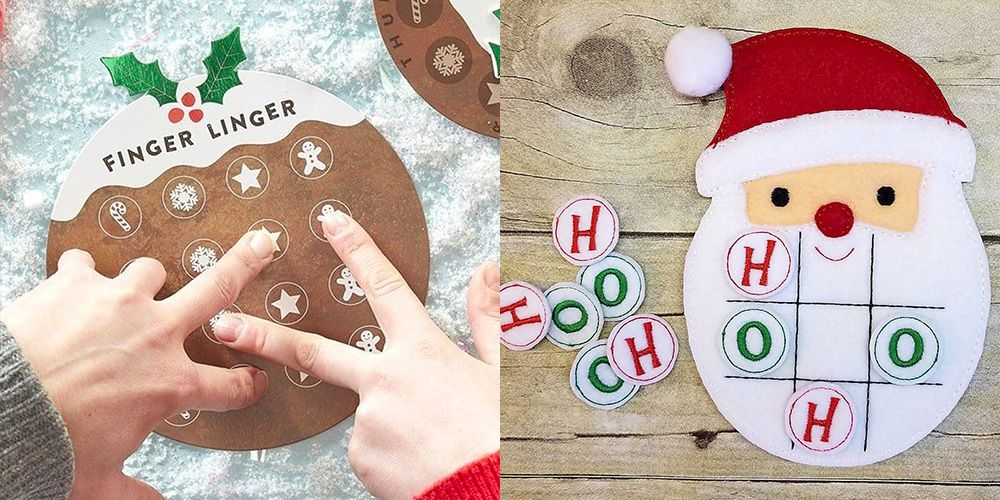 24 Fun Christmas Party Games For Kids DIY Holiday Party
