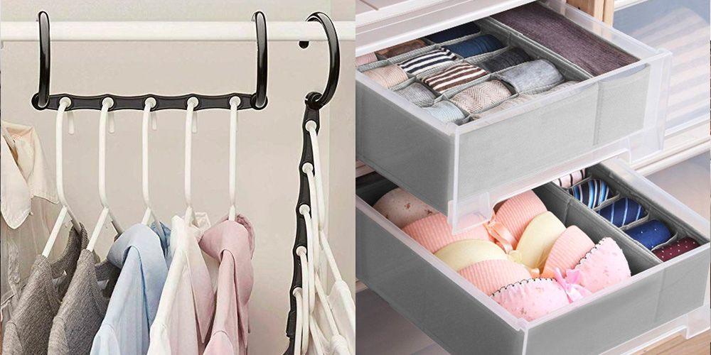 23 Best Closet Organization & Storage Ideas