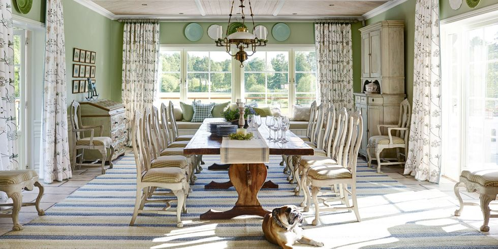 French Country Interior Decor