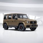 2020 Mercedes Amg G63 Gets New Trail Package With All Terrain Tires