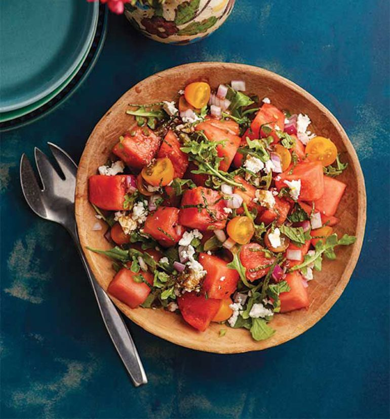 jalapeno watermelon salad