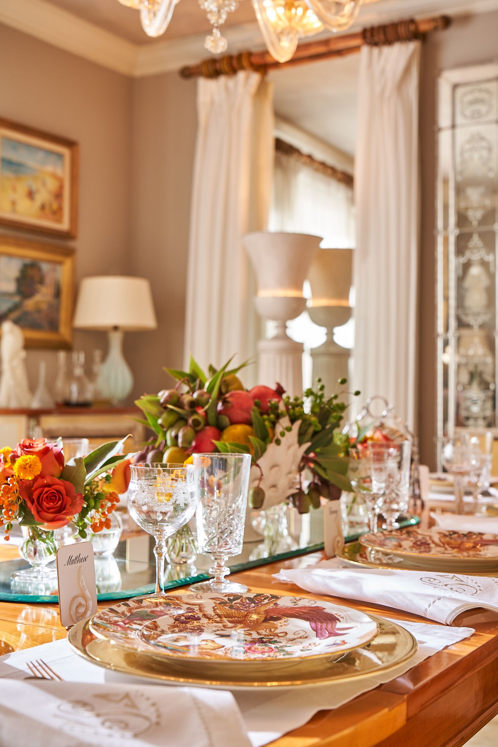 thanksgiving table ideas 45 table