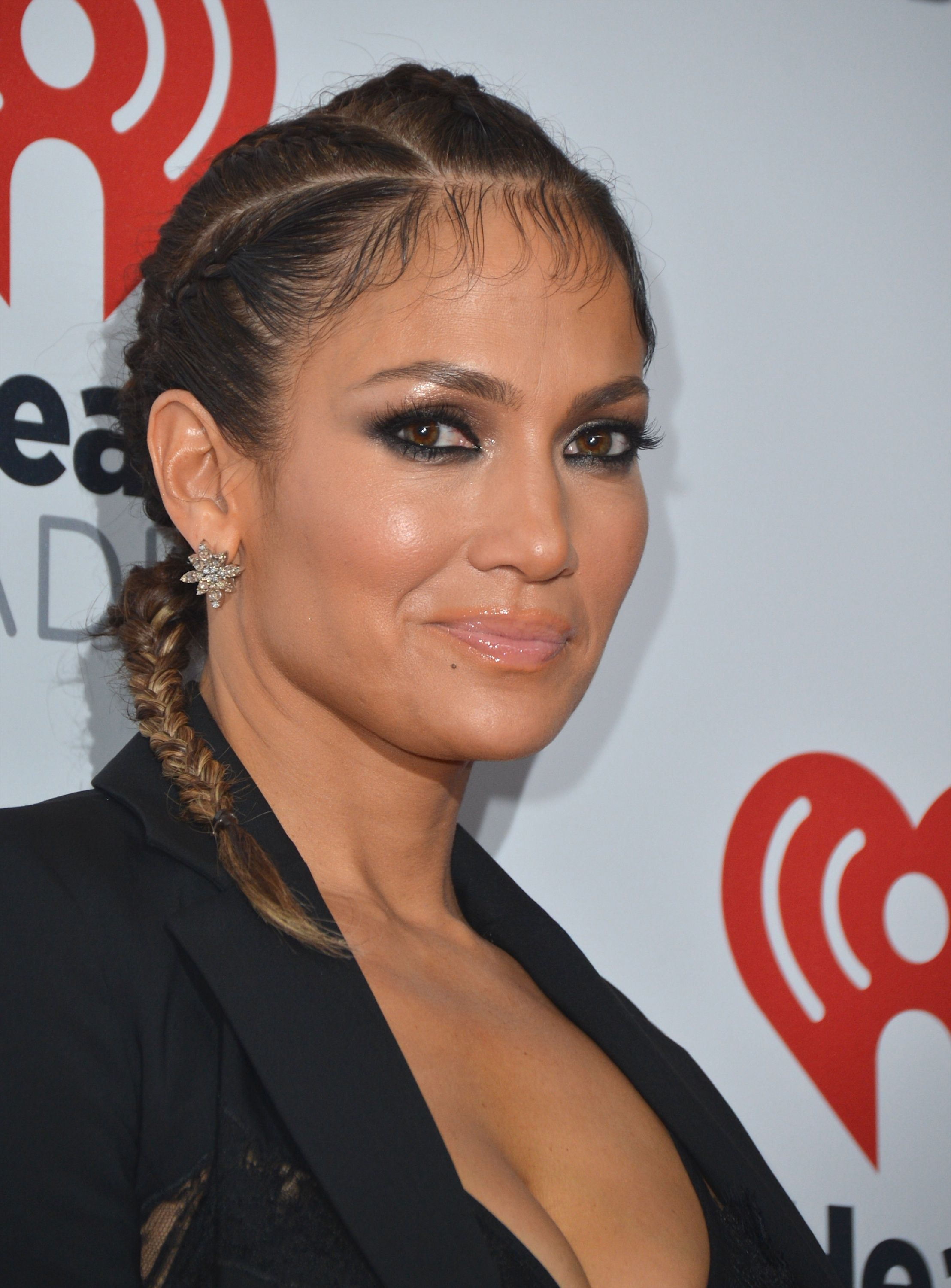 Jennifer Lopez Light Brown Hair