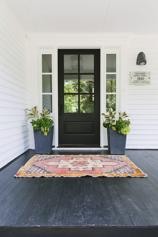 Townhouse Front Porch Ideas