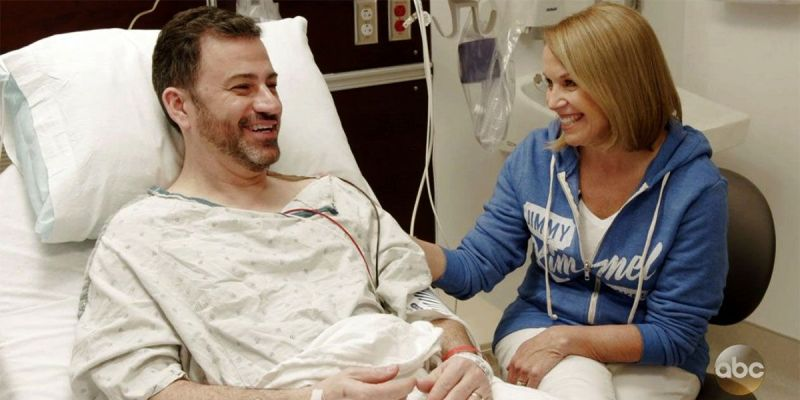 Watch Jimmy Kimmel Get His First Colonoscopy with Some Help from Katie Couric 1