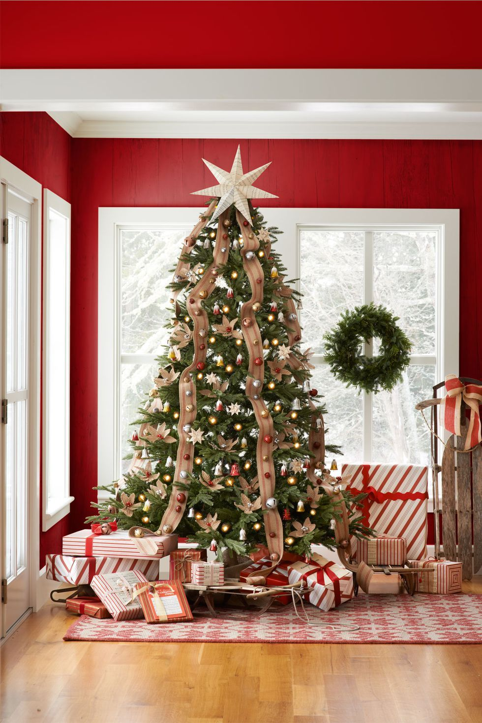 30 Decorated Christmas Tree Ideas Pictures Of Christmas
