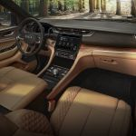 2021 Jeep Grand Cherokee S Interior Mashes Luxury And Off Roading