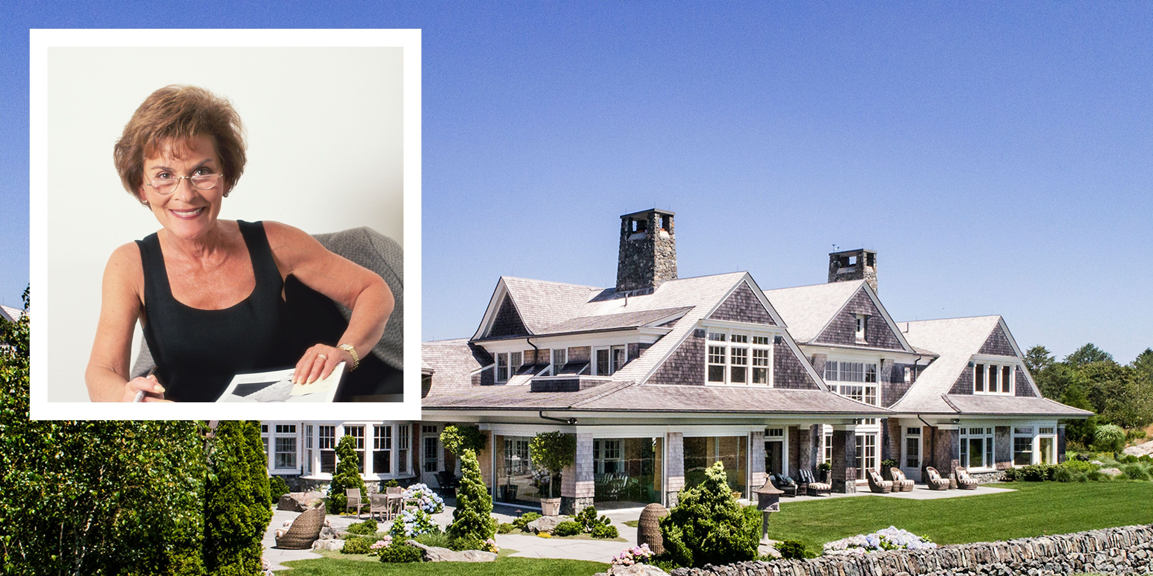 Judge Judy Buys 9 Million Rhode Island Home A Look At