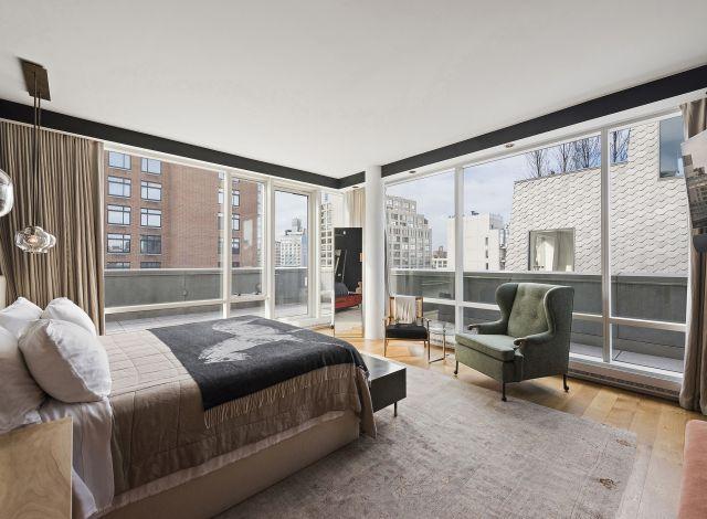 justin timberlake penthouse nyc