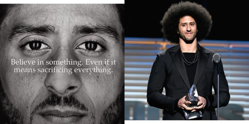 Colin Kaepernick Generated $43 Million in Buzz in 24 Hours with His Nike Ad 1