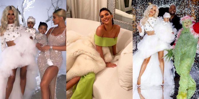 A Comprehensive Breakdown of Kim Kardashian and Kanye West's Over-the-Top Christmas  Party