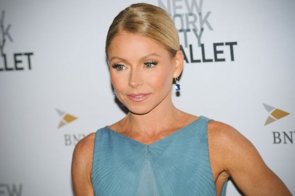 Kelly Ripa Just Joked About Her Son Living In