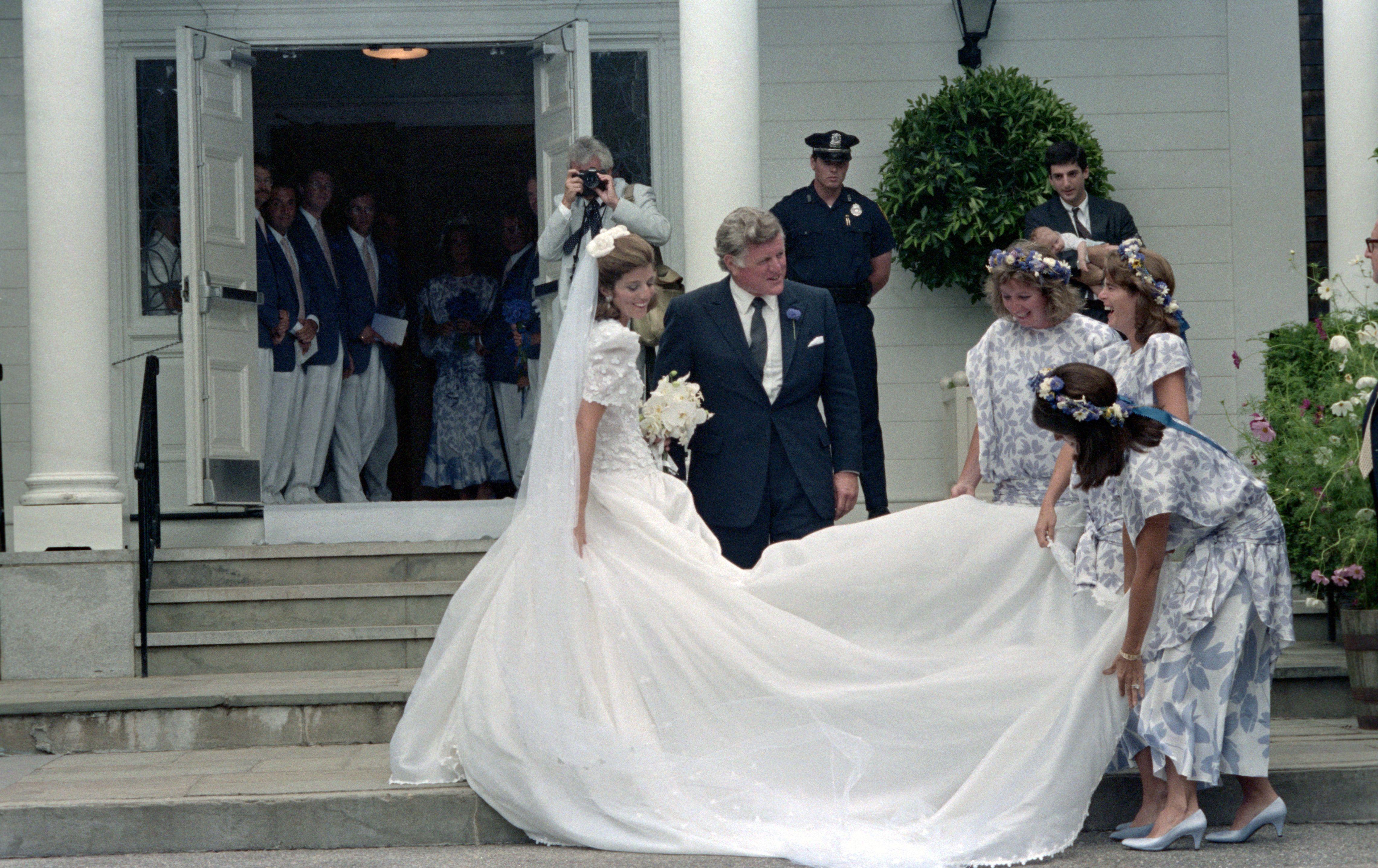 Photos Of Caroline Kennedy