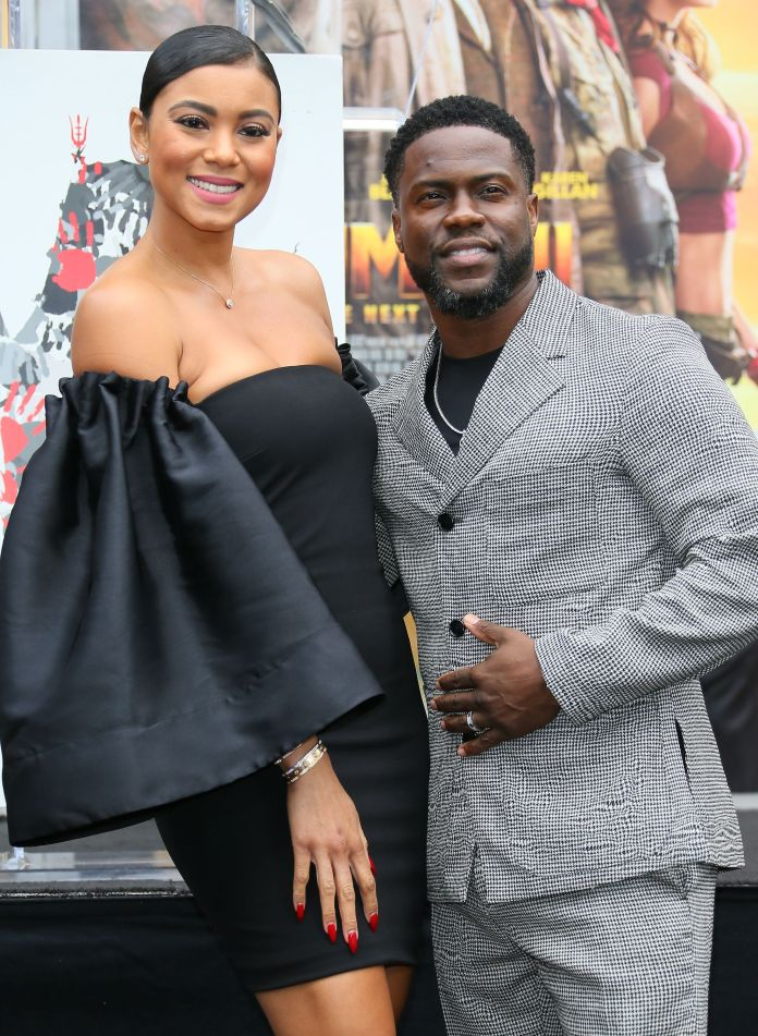 Kevin Hart And Wife Eniko Perrish Expects Baby Number 2 - See Photos