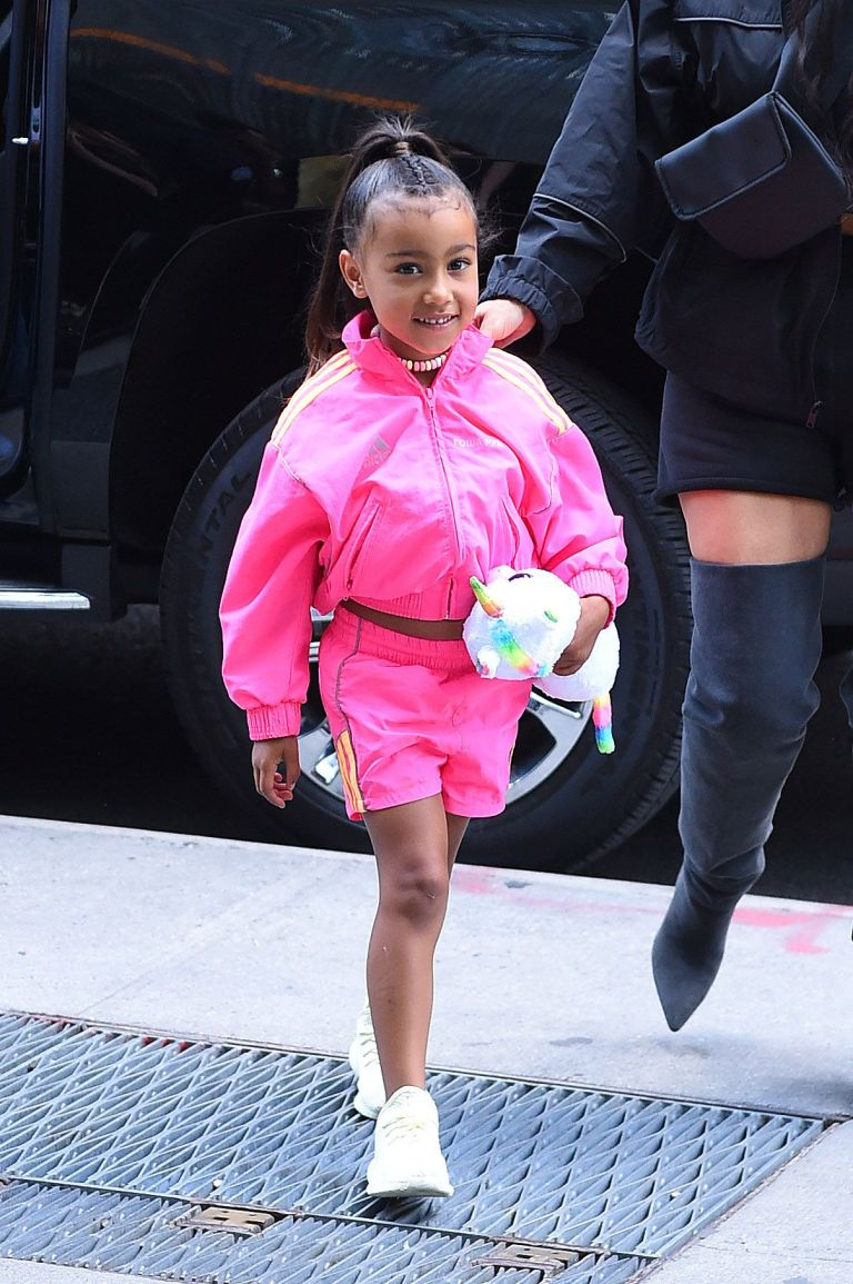 North West Style – North West Fashion Photos