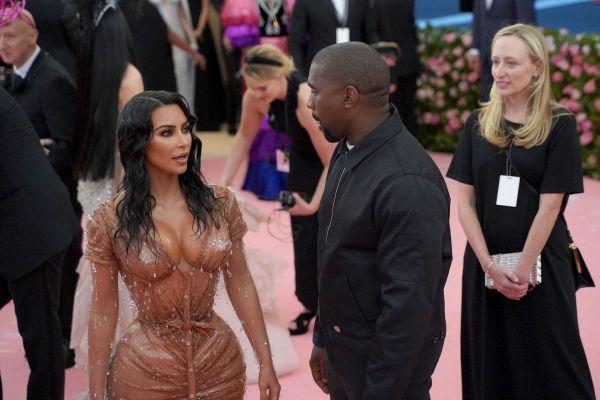 Kanye West Told Kim Kardashian Her Met Gala Dress Was