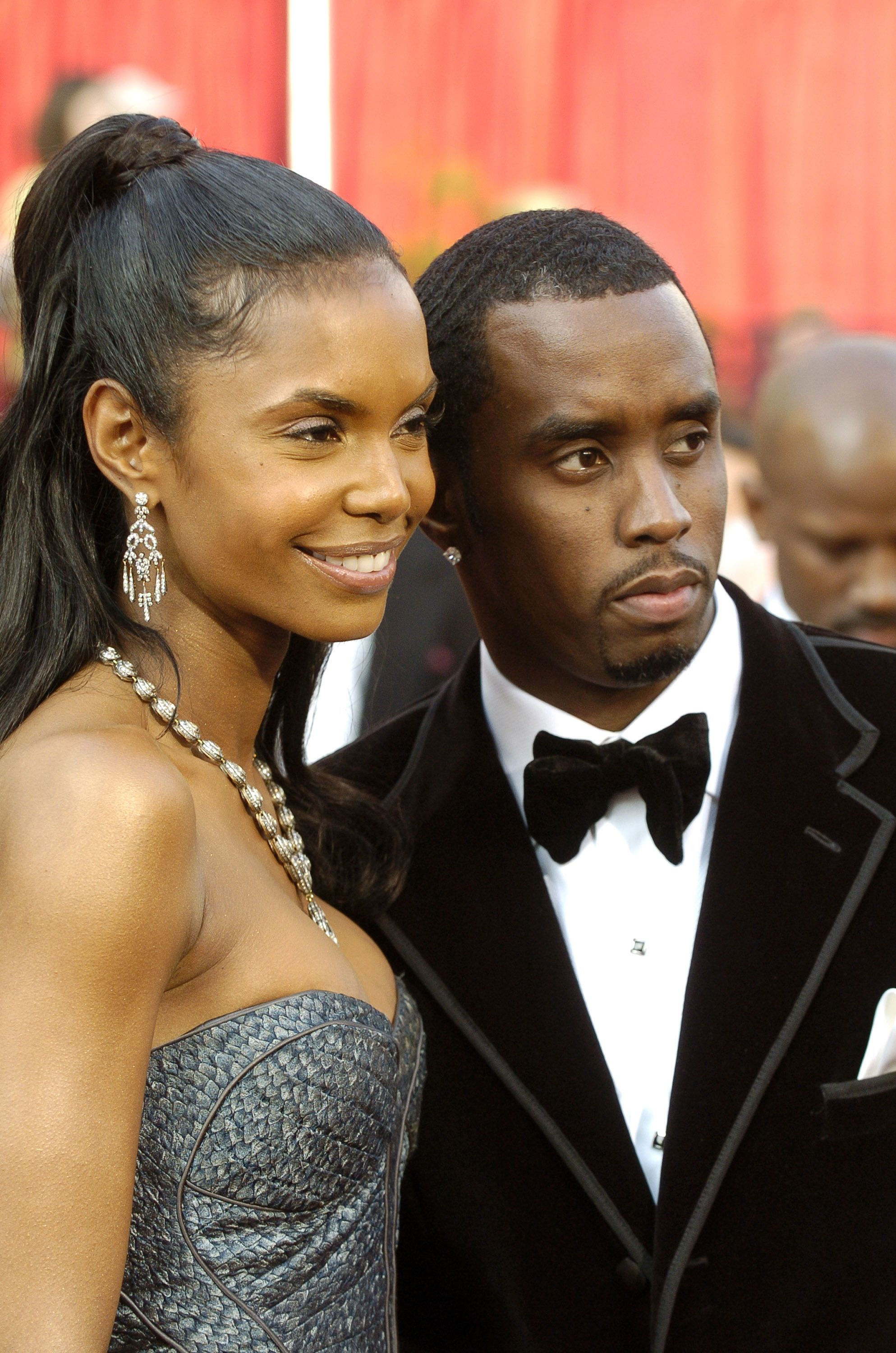 Diddy Reacts To His Ex Kim Porters Death