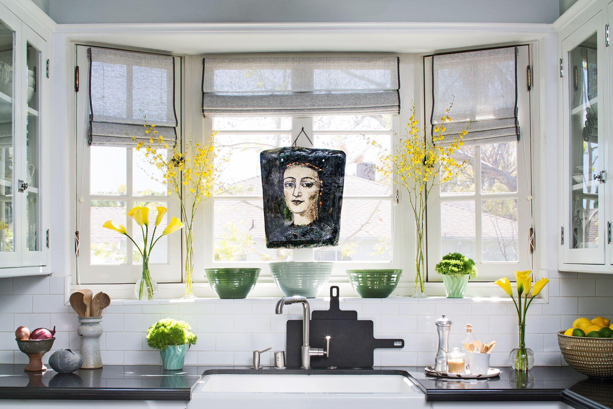 12 kitchen curtain ideas stylish