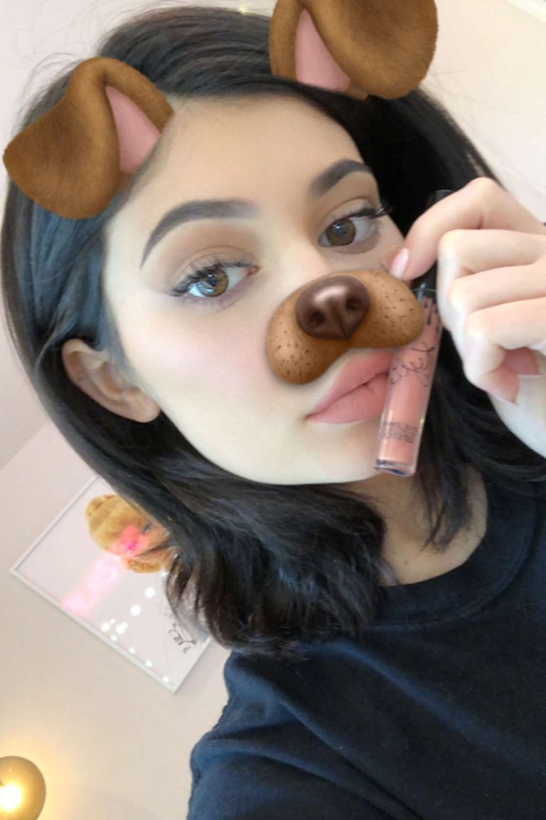 Kylie Jenner Just Cut Her Hair Into A Short Lob First