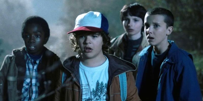 Stranger Things Is Doing a Creepy Takeover of Universal Studios This Halloween 1