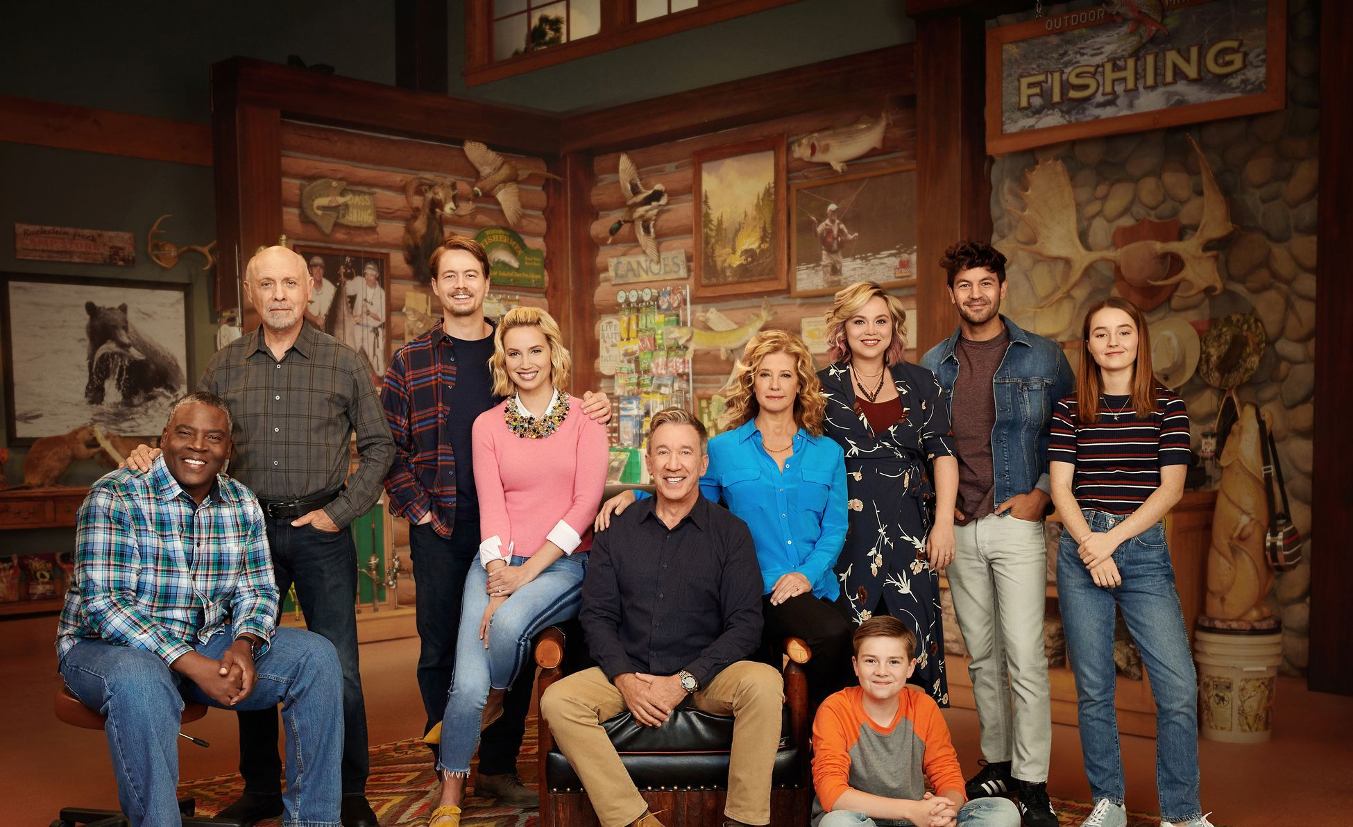 Last Man Standing Cast New And Returning Cast Members