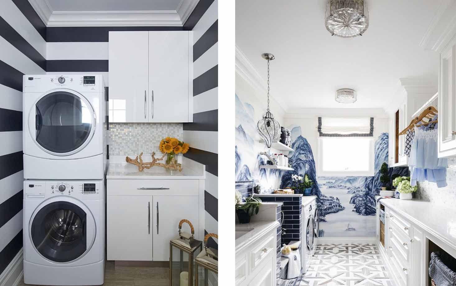 15 Beautiful Small Laundry Room Ideas Best Laundry Room