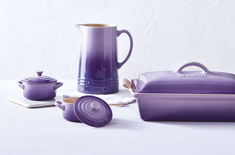 Le Creuset Is Having A Sale On Lavender Cookware Right Now