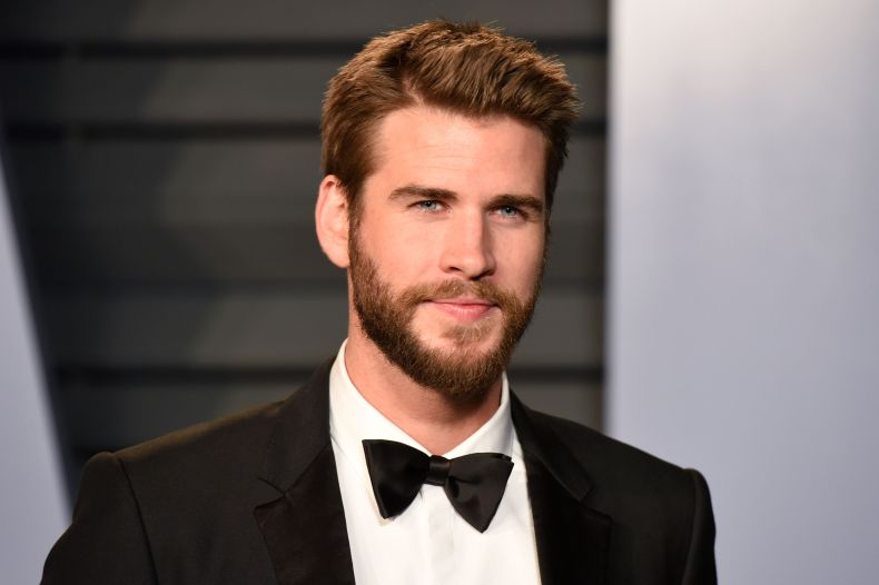 Liam Hemsworth Happy to Move On with Girlfriend Gabriella Brooks