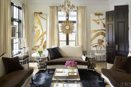 12 Ways to Make A Dark Room Brighter   How To Brighten A Dark Room metallics