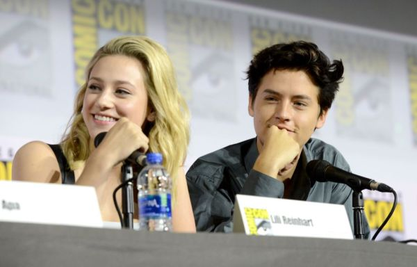 How Lili Reinhart and Cole Sprouse